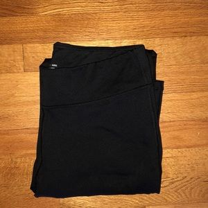 Aerie yoga pants, athletic material, size Large